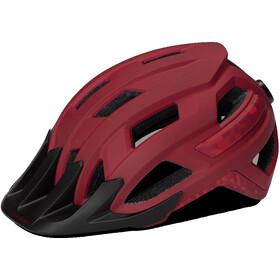 Cube Rook Pyöräilykypärä , punainen